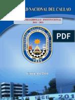 Plan de Desarrollo Institucional Unac 2011-2021