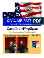 North Carolina Wing - Jul 2012
