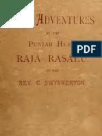 The Adventures Of Punjab Hero Raja Rasalu