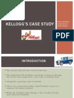 Kellogs Case Study