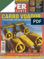 Superinteressante-Carro Voador - Julho de 1999