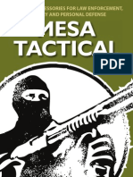 Mesa Tactical Catalog