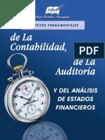 Aspectos Fundamentales de La Contabilidad, De La Auditoria y