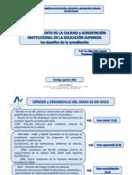 Presentacion Institucional CNA CAMARA de DIPUTADOS Agosto 6 2012