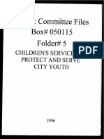 Box 050115 Folder 5, 1996 (Transformation of CWA to ASC)