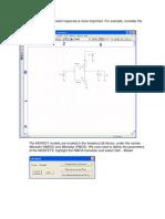 Cmos Inverter Cicuit Using Pspice