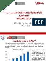 Resumen de Estadísticas de ENAJUV.