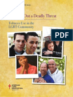 Tobacco Use in the LGBT Community