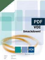 VDI Smackdown