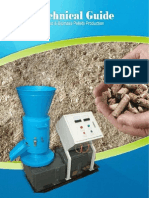 Technical Guide on Wood&Biomass Pellets Production