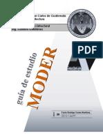 Guía Modernismo