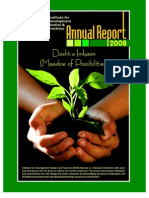 IDSP - Annual Report 2008