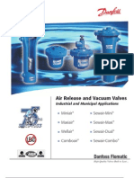 Air Vacuum Valves