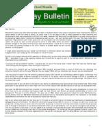 HS Friday Bulletin 08-10
