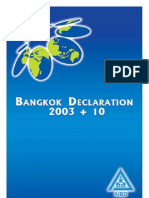 Bangkok Declaration 2003+ 10 of AIBD