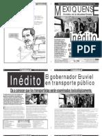 Versión impresa del periódico El mexiquense 10 agosto 2012