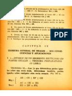 0d1cap 9 Teorema General de Thales, Sus Consecuencias y Aplicaciones
