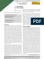 Nanobiotechnology Quo Vadis Paper