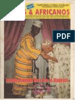 Revista Orixas e Africanos - Abril de 1997