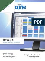 TOPdesk Magazine 2012 Issue 2