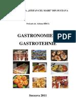 Bazele Gastronomiei