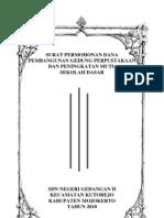 Proposal Permohonan Danaaa