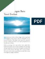 8. Kecenderungan Baru Teori Evolusi