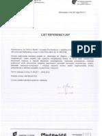 Mazowia Badanie Zarządzania Zmianą Gospodarczą 2012