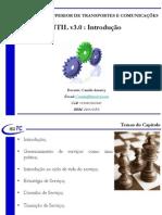 Aula 06 - Capitulo 03 - PDSI - Aula 01 - ITIL V3 - Aula Introdutória