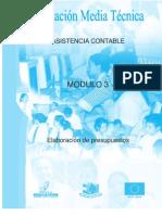 modulo # 3 TERCER AÑO