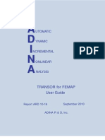 ADINA Femap Interface