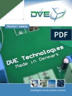 DVE Product Range
