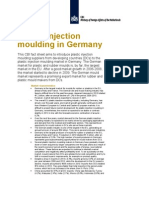 Plastic Injection Moulding in Germany