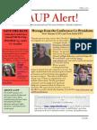AAUP Alert.fall2012
