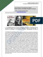 165. DE LA CASA A LA ESCUELA Y DE LA ESCUELA AL TRABAJO + TAYLOR Y LA MÁQUINA DE EDUCAR