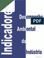 CARTILHA DE INDICADORES DE GESTÃO AMBIENTAL