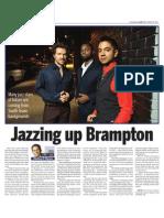 South Asians rule at Brampton Jazz Festival