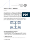 Asg 1 Role of Finance Manager