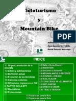 Cicloturismo y Mountain-bike