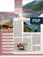 Pakistan Tourism News - August 2011