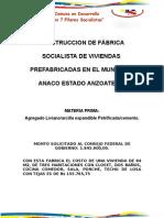 CONSTRUCCION DE FÁBRICA