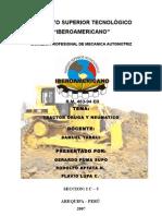 Tractor Oruga Gerardo