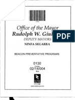 Box 02-14-004 Folder 0130 (Discussing Beacon Preventive Programs Funding Through CWA)