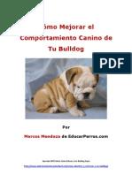 Cómo Mejorar el Comportamiento Canino de tu Bulldog