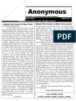 Idiots Anonymous Newsletter 25