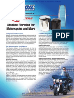 AMSOIL EAAM & EAOM - Absolute Filtration for Motorcycles and More