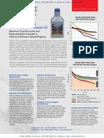 AMSOIL 5W-40 Premium API CJ-4 Synthetic Diesel Oil - DEO