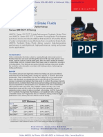 AMSOIL Synthetic Brake Fluids - DOT3 / DOT4