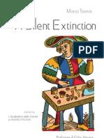 Marco Trainini - A Silent Extinction. Saggio su L'Arcobaleno della Gravità di Thomas Pynchon - Contents, Chap. 1 3