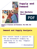 Demand Function